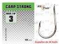 Haczyki RS Fish Carp Strong