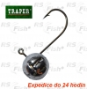 Główka jigowa Traper Bushido Micro