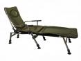 Fotel F5R + podnóżek - kolor zielony
