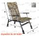 Fotel F8R - kolor kamuflaż