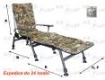 Fotel F5R - podnóżek - kolor kamuflaż