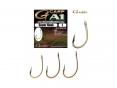 Haczyki Gamakatsu G-Carp A1 Super Hook Camo Green