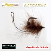 Haczyki Gamakatsu A1 Specialist - Strategy Fuzz Hook - kolor błoto