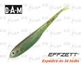 Przynęta dropshot DAM Effzett V-Tail - kolor Fire Tiger