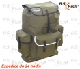 Plecak RS Fish Forester Green
