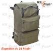 Plecak RS Fish Orca Green