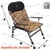 Fotel FK5 - kolor kamuflaż